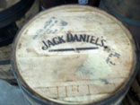 Jack Daniel's Whiskey Barrel Lid
