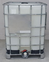 Reconditioned IBC Tote