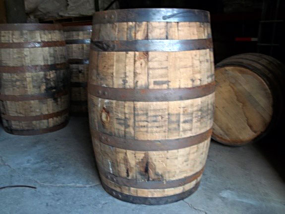 Used Wooden Whiskey And Wine Barrels Jack Daniels Barrels