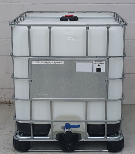 New Reconditioned And Used Ibc Totes Intermediate Bulk